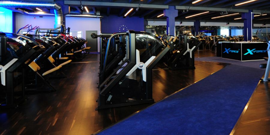 Factory Fitness - 3
