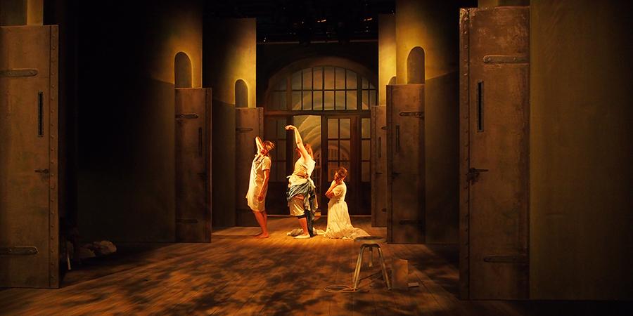 Föreställningen - Kungliga Operan - 1