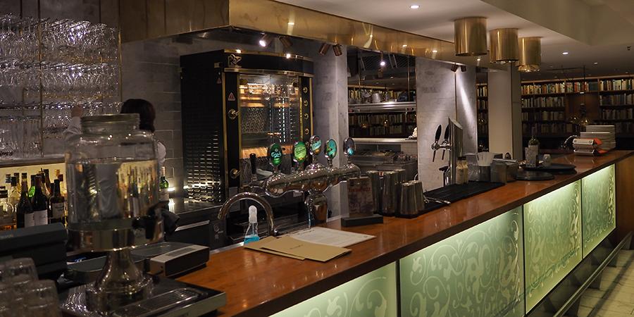 Öppet Kök - Mornington Hotel