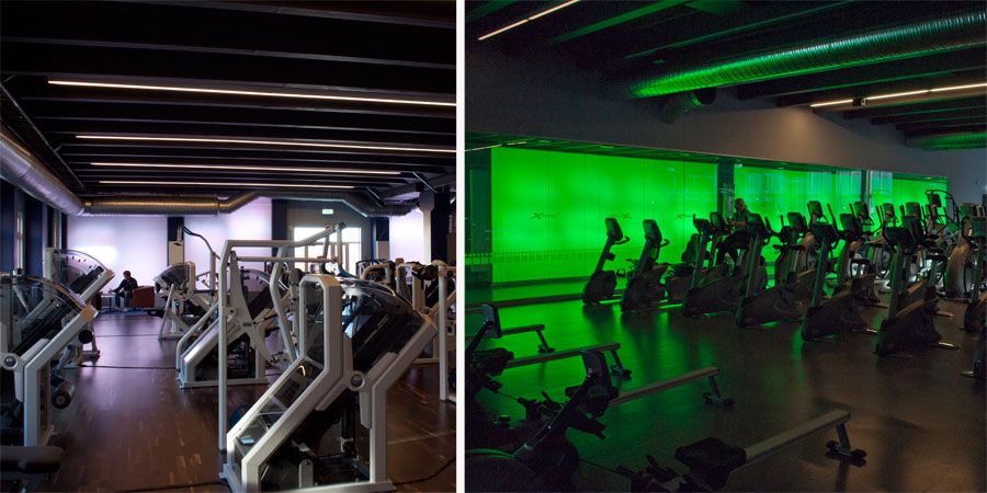 Factory Fitness Norrköping - 3