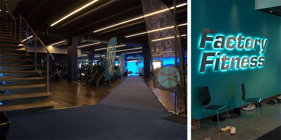 Factory Fitness Norrköping - 4