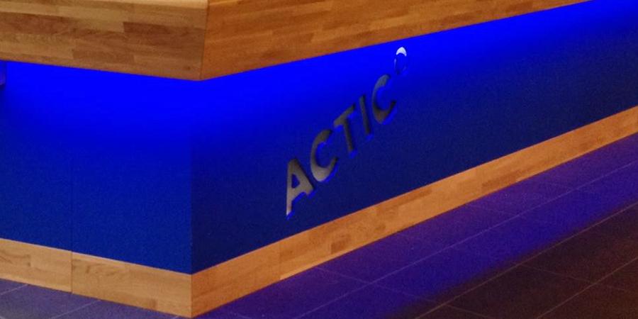 Actic - Olympen - 1