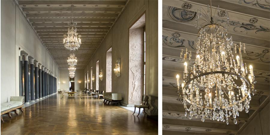 Stockholms Stadshus - Prinsens Galleri - 2