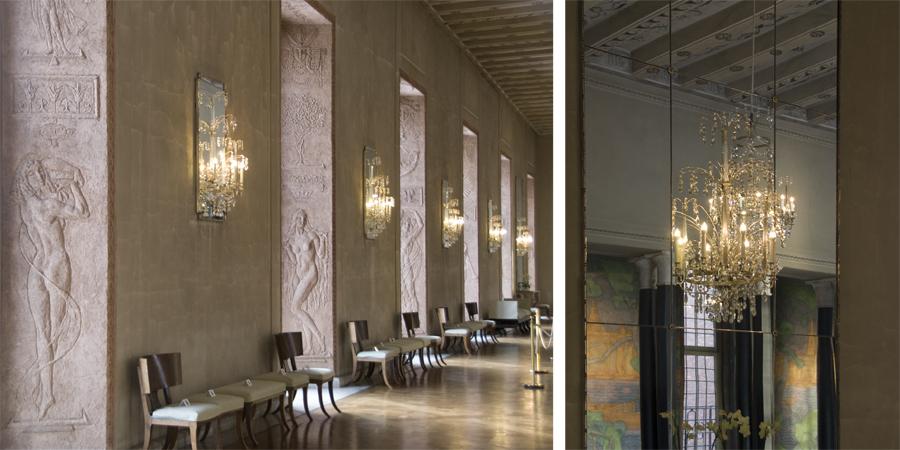 Stockholms Stadshus - Prinsens Galleri - 3