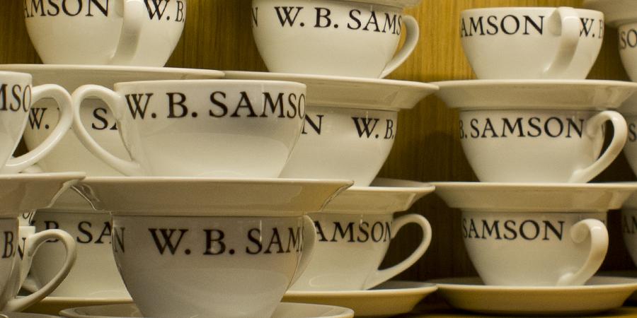 W.B. Samson Bageri & Café - 1